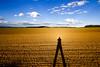 Shadow Selfie (CoolMcFlash) Tags: shadow landscape rural selfie sky field austria canon eos 60d cloud weather blue person silhouette schatten schattenwurf landschaft nature natur ländlich himmel feld österreich loweraustria niederösterreich wetter blau kontur fotografie photography sigma 1020mm 35 horizont horizon