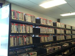 Silas Bronson Library - VHS Tapes (B&B Libraries) Tags: silasbronsonlibrary waterburyct waterburyconnecticut thecityofwaterburyct ctlibrary ctpubliclibrary vhs tapes feature films movie collection