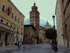 Teruel (Andy WXx2009) Tags: church religion landmark artistic landscape cityscape teruel espana spain city europe streetphotography outdoors history culture tourism building tower architecture urban skyline aragon