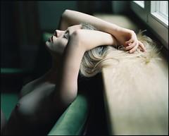 (anna.foersterling) Tags: nude portrait cinestill 800t tungsten filmphotography mediumformat 120 pentax67 emotional fineart sensual contemporary analog