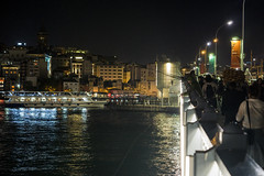 bridge (anilcagal) Tags: mirror art streetphoto play hair purple music street people photo road endless old man with portrait doğal going photography streetphotography yellow sony sonyalpha6000 sel50f18 building workers shop window city sky flowers istanbul bridge night