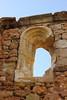 Ventana románica (alvaro.foto) Tags: sacedoncillo aldea abandonada guerra civil tamajon guadalajara iglesia ruinas ventana romanico