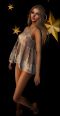 It's In The Air... (ccoursey) Tags: sweetkajira kinkyevent exile elise aviglam essences maitreya catwa secondlifehairstyle slhairstyle secondlifefashion secondlifefashionblog secondlife secondlifeblog