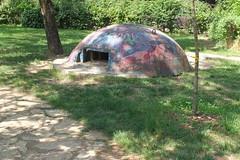 DSCF5428 (Constantine H.) Tags: bunker albania park colors garden history peace war xs1 fijifilm