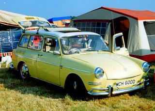 VW 1600L Variant - 1966