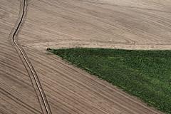 Il Triangolo (luporosso) Tags: natura nature naturaleza naturalmente nikon nikonitalia scorcio scorci campagna campi country countryside marche italia italy terra heart