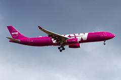 TF-WOW WOW Air Airbus A330-343 (buchroeder.paul) Tags: bikf kef keflavik international airport iceland final tfwow wow air airbus a330343