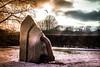 Public art (Maria Eklind) Tags: offentligkonst malmö pildammsparken konst strykjärnet hiroshikoyama park sweden art publicart nature skånelän sverige se