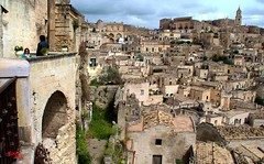 "Sui i ""Sassi"" - On the ""Sassi"" (rocco944) Tags: rocco944 matera basilicata italy isassi canoneos650d flickrunitedaward"