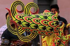 Cola de dragón (José Lira) Tags: dragóncolores formas festival china méxico cdmx geometría dragón colores
