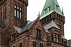 Richardsonian Romansque towers (Canadian Pacific) Tags: buffalo newyork ny usa us unitedstates america american city richardsonolmsted complex building architecture 2017aimg3726 444 forest ave avenue richardsonian romanesque style 1870s campus