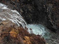 Fairy Pools in Glen Brittle heading east along the stream through Coire na Creiche, Skye (Alta alatis patent) Tags: fairypools skye landscape scotland waterfall