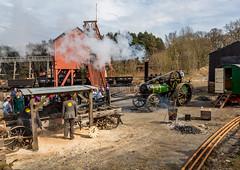 Beamish Museum 'Great War Steam Fair' 6-4-2018 (KS Railway Gallery) Tags: beamish museum great war steam fair