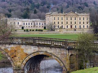 Chatsworth, Derbyshire