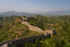Great Wall (Ash and Debris) Tags: view trees sevenwonders landscape asia bricks tower fortification mountains greatwall green hills nature china wall