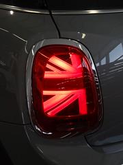 New Mini Taillight (harry_nl) Tags: netherlands nederland 2018 waardenburg mini taillight unionjack story