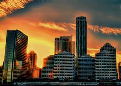 Miami skyline (Miruso) Tags: miami brickell miamidade