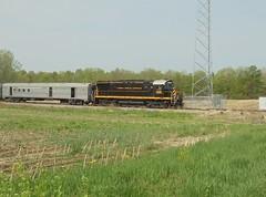DSC06353R (mistersnoozer) Tags: lal shortline railroad rr rgvrrm excrusion train alco locomotive c425