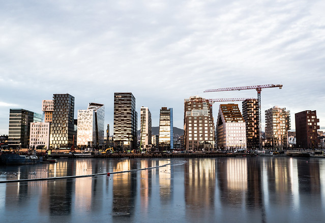 Norwegian City, Oslo