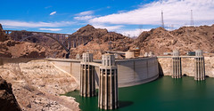 Hoover Dam (sergiotumm) Tags: dam diga colorado arizona nevada usa
