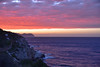 DSC_3142 - Copia_179 (Giovanni Valentino) Tags: sicilia palermo bagheria aspra capo zafferano mongerbino tramonto mare riflessi cielo rosso sunset sicily