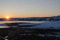 Coucher du soleil, Lac des Moines, Aubrac, Aveyron (lyli12) Tags: hiver lac neige froid cold coucherdesoleil aveyron aubrac nature paysage landscape buron midipyrénées eau water france nikon d7000