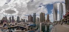 Dubai-5 (Dol-fijn) Tags: uae vae verenigdearabischeemiraten dubai panorama wolkenkrabber sky boat architecture