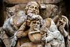 La légende d'Herkenbald (dprezat) Tags: bruxelles brussels belgique belgium grandplace grotemarkt gruutemet place hôteldeville gothique médieval statue sculture patrimoine unesco nikond800 nikon d800
