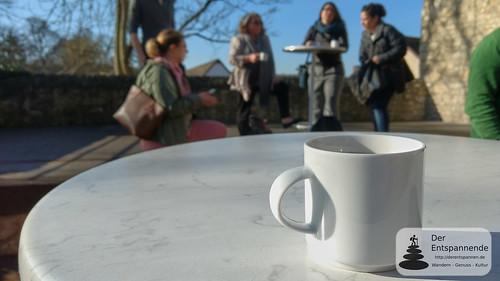 Erster Kaffee