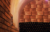 coin secret - secret corner (woolgarphilippe) Tags: vin wine vino cave restaurant restaurante abstract abstrait guanajuato mexique mexico