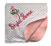 Rosebud Flannel Baby Blanket (initial_impressions) Tags: embroidered personalized rosebudflannelbabyblanket