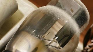 Radio vacuum tube