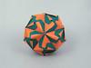 Minerva (masha_losk) Tags: kusudama кусудама origamiwork origamiart foliage origami paper paperfolding modularorigami unitorigami модульноеоригами оригами бумага folded symmetry design handmade art