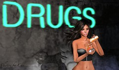 Sex 'n Drugs (Only Chi - Thank you to my followers) Tags: drugs reveobscura secondlife sensual laq maitreya