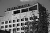 The former Hotel Polissya in the abandoned city of Pripyat (Chernobyl Exclusion Zone) (jussitoivanen) Tags: pripyat urban urbanphoto urbanphotography urbanism urbanexplorer urbanex decay urbandecay blackwhite blackwhitephotos blackandwhite blacknwhite monochrome monochromatic chernobyl