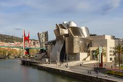 Museo Guggenheim (José A. Conde) Tags: 2018 bilbao guggenheim