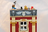 Lego Store front top (cimddwc) Tags: lego modular building