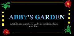 garden (lifelandsrentjupiter) Tags: plese come enjoy romantic garden full naughtyness nature have biobreed kitty shop well abby httpmapssecondlifecomsecondlifemarina20paradise1374121