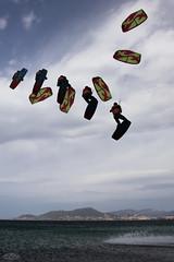 Kiteloop (waielbi) Tags: kite kiteboarding kitesurf kitesurfing kitesurfer kitebeach kiteboarder kiteloop kitespot flysurf flysurfer fone almanarre hyères