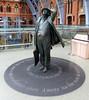 St Pancras Station (Paul F 36) Tags: london stpancras station stpancrasstation