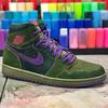 """Air Jordan 1 Retro High OG """"Skunk"""" for 420 (eukicks.com) Tags: air jordan 420 1 retro high og kicks new sneaker releases"""