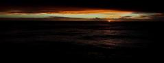 Pacific Sunset 2 - Last Peek (nelhiebelv) Tags: cloudsstormssubsetsandsunrises pacific