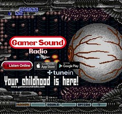 Keep your chilhood alive only at Gamer Sound Radio. The unique radio dedicated to your video games passion. We are an online radio station 24/7 that plays your video games music, and now you can also add your own songs to our playlist. Listen at https://i (gamersoundradio) Tags: gamer sound radio video games music nintendo nes psx snes 64 playstation sega
