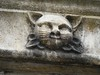 Feline face (Dun.can) Tags: gargoyle leicestercathedral leicester cat face sculpture medieval
