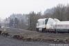 Northbound Cascades (youngwarrior) Tags: kalama washington train railroad amtrak cascades passenger passengertrain