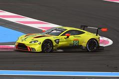 Aston Martin Vantage AMR (jfhweb) Tags: jeffweb sportauto sportcar racecar voituregrandtourisme voituredesport gt voituredecourse courseautomobile circuitpaulricard circuitducastellet lecastellet httt fiaworldendurancechampionship wec wec2018 prologue astonmartin vantage