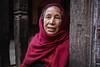 Woman in Bhaktapur (puuuuuuuuce) Tags: bhaktapur nepal portrait