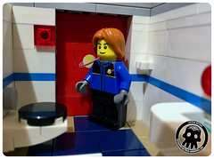 45-10 The Toilet (captainmutant) Tags: afol classic space lego ideas legospace legography photography minifig minifigs minifigure minifigures moc sciencefiction science fiction scifi exploration brickography toy custom
