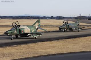 Japan Air Self Defence Force, McDonnell Douglas RF-4EJ Kai Phantom II, 57-6912.