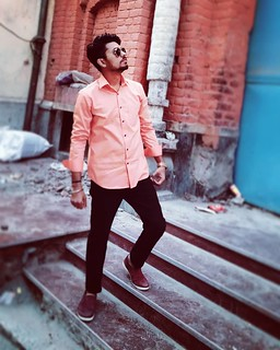 Old places have soul. . . #old #place #construction #jammu #traveldiaries #photography #traveller #portrait #picoftheday #peace #mensfashion #hairs #hairstyle #beard #ootd#shades #view #stepup #iamfateh #instago#insta #Modeling #gurgaon #Delhi #instagram